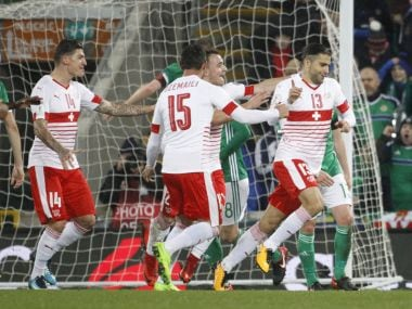 FIFA World Cup 2018 qualifiers: Northern Ireland livid at Switzerland's controversial goal, Croatia cruise
