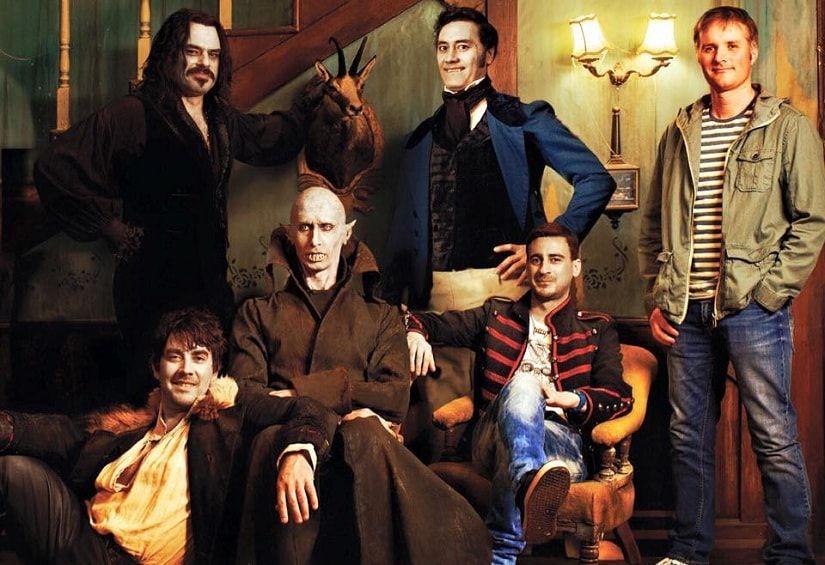 Poster of the film What We Do in the Shadows. Image courtesy: Facebook