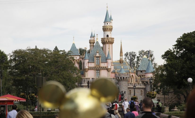 Walt Disney Company Los Angeles. AP