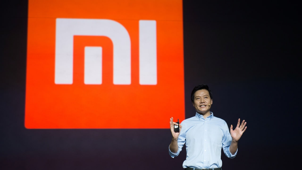 Lei Jun, founder and CEO of China's mobile company Xiaomi, speaks during a news conference unveiling Xiaomi's first in-house designed chipset, in Beijing, China, February 28, 2017. REUTERS/Stringer ATTENTION EDITORS - THIS IMAGE WAS PROVIDED BY A THIRD PARTY. EDITORIAL USE ONLY. CHINA OUT. NO COMMERCIAL OR EDITORIAL SALES IN CHINA. - RC1C41B41410