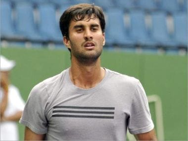 File photo of Yuki Bhambri. Image courtesy: Twitter @KPITChallenger