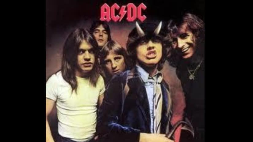 AC/DC was founded by Malcolm Young with his brother Angus