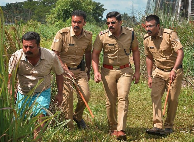 A still from Action Hero Biju. Image from Facebook