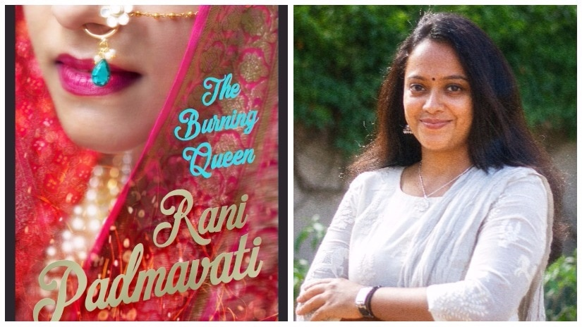 Anuja Chandramouli is the author of Rani Padmavati: The Burning Queen, published by Juggernaut Books