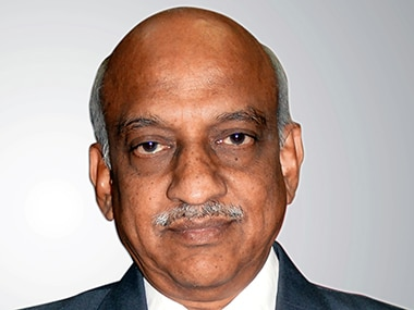 AS Kiran Kumar. Image: ISRO.