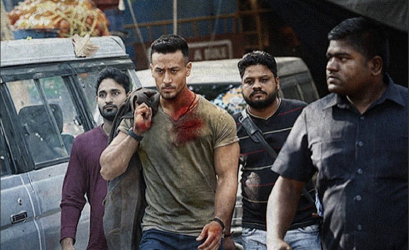 Baaghi 2 song Lo Safar: Tiger Shroff pines for Disha Patani