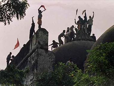 Babri Masjid was demolished on 6 December, 1992. News18