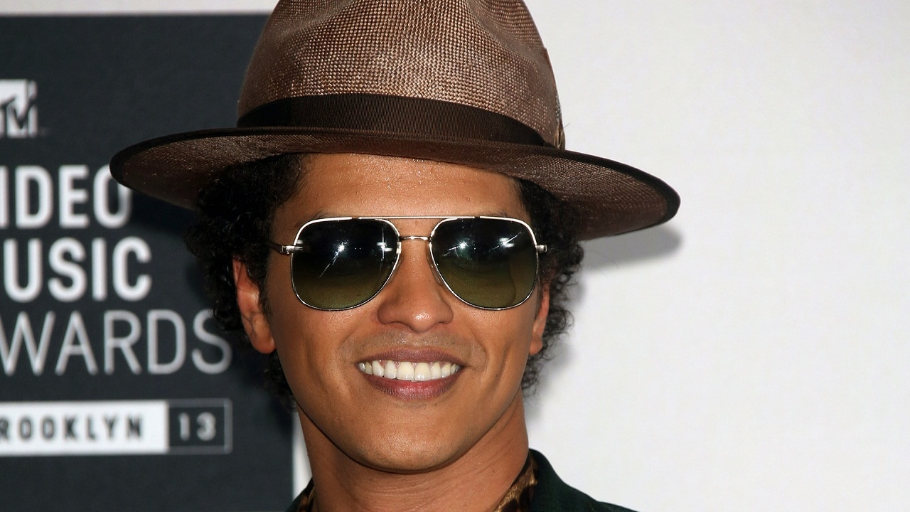 2013 MTV Music Awards held at the Barclays Center - Press Room Featuring: Bruno Mars Where: Brooklyn, New York, United States When: 25 Aug 2013 Credit: WENN.com **Not available for publication in Germany**