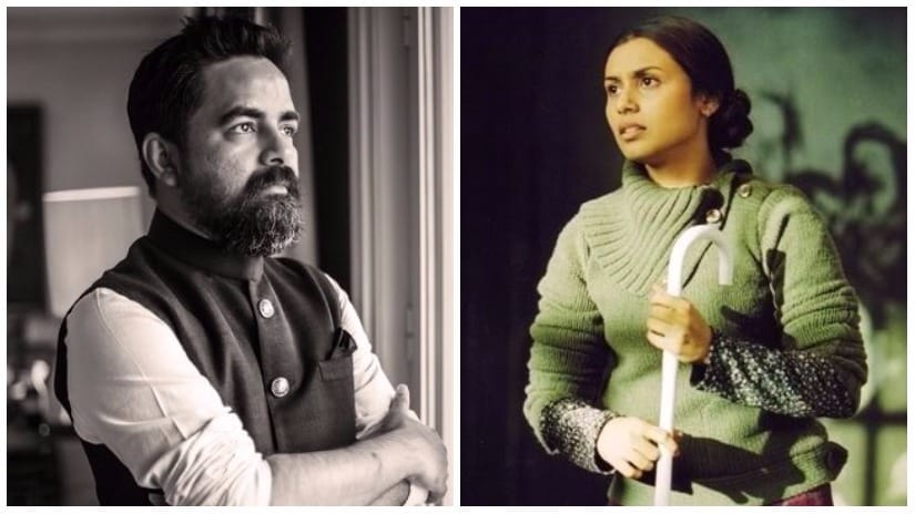 Couturier to the stars, Sabyasachi turned his hand to designing for films with Black