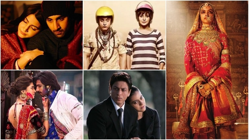 Not just Padmavati, several other films have had a rocky road to release in the recent past