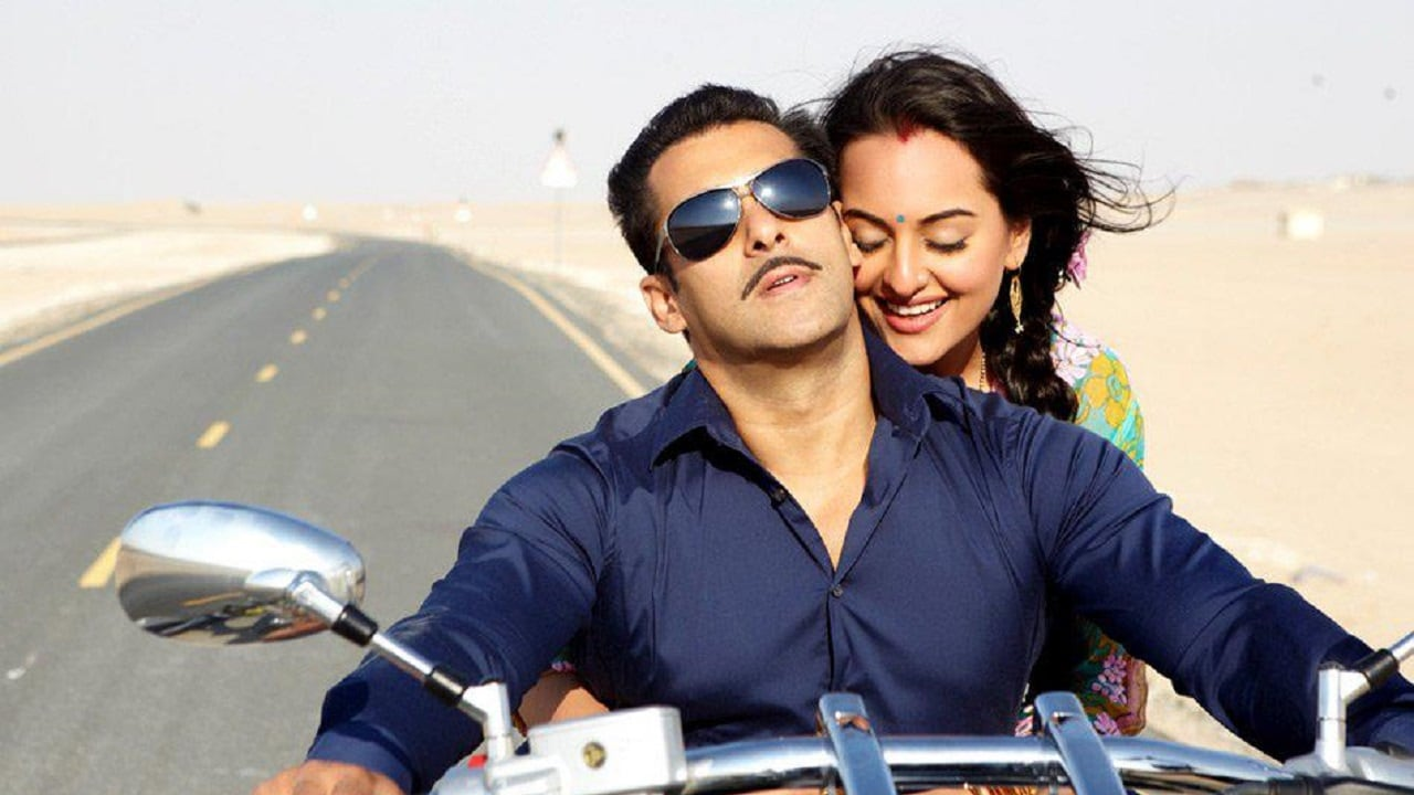 Image result for salman with sonakshi