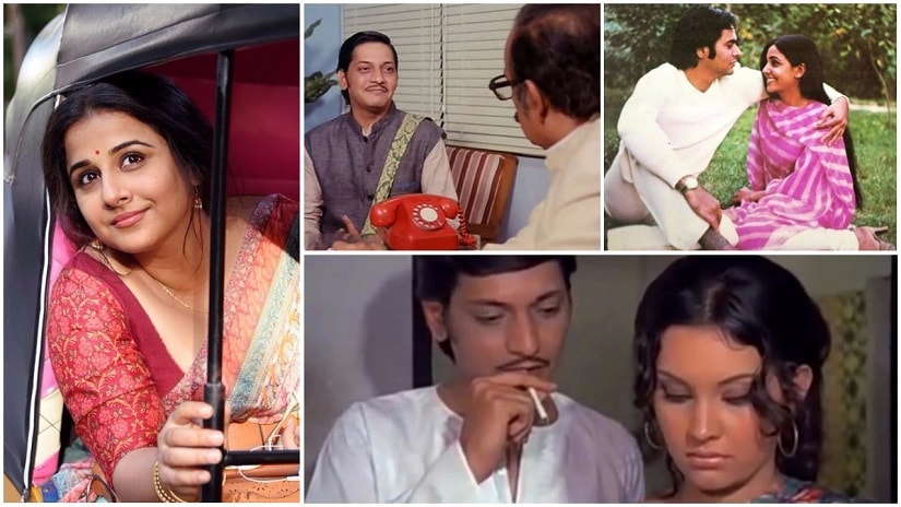 Tumhari Sulu is a throwback to the films of Hrishikesh Mukherjee, Basu Chatterjee and Sai Paranjpe