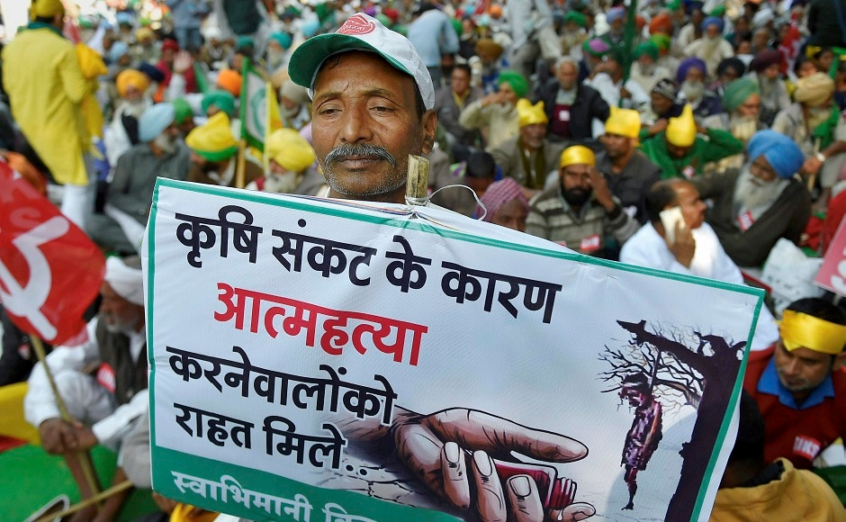 The farmers have primarily put forward two demands from the Centre - 50 percent profit margin over the cost of production and implementation of the Swaminathan Commission recommendations. PTI