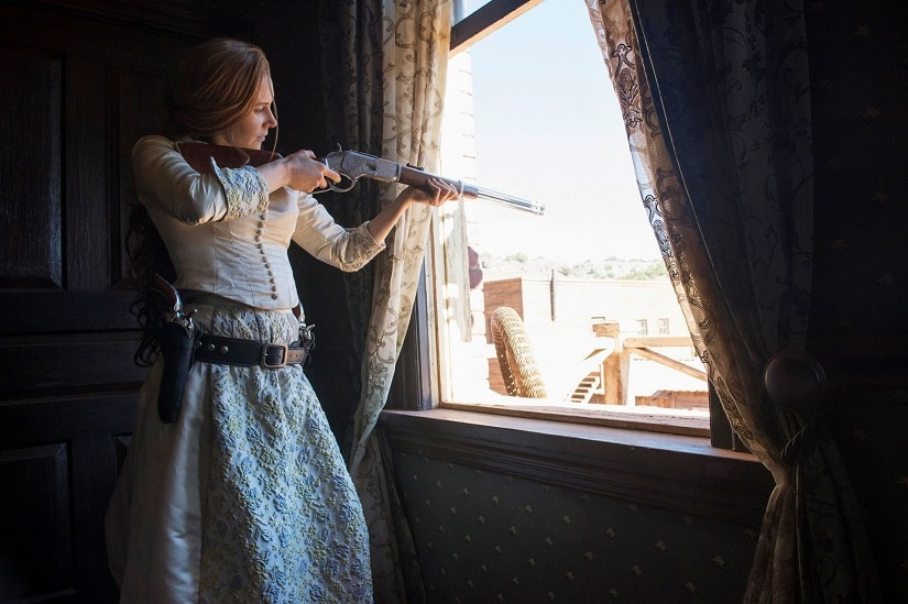 A still from Godless. Image from Facebook/@godless