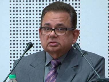File image of Justice Dalveer Bhandari. News18