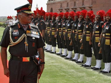 Indian Army. Representational image. Reuters