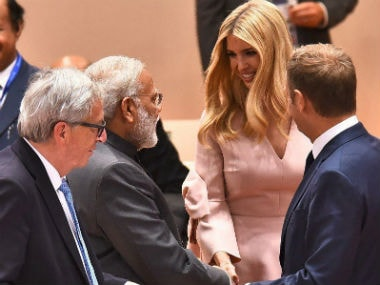 Global Entrepreneurship Summit updates: Hyderabad welcomes Ivanka as Narendra Modi stresses on need for more women as biz leaders