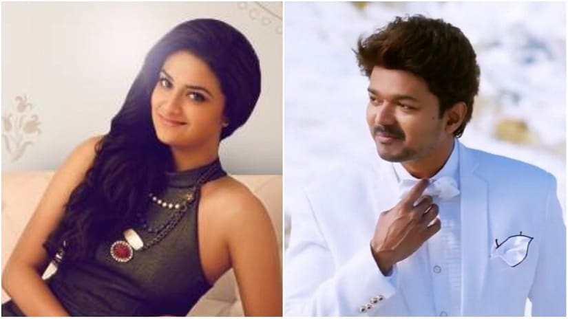 Keerthy Suresh could well be the lead actress in Thalapathy Vijay and AR Murugadoss' untitled film, dubbed by fans as Thalapathy 62