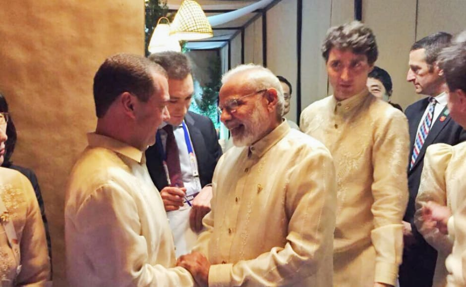 Modi is expected to reassert India's push for crafting a global approach to deal with terrorism and radicalisation besides pitching for steps to boost regional trade at the summit. Twitter@NarendraModi