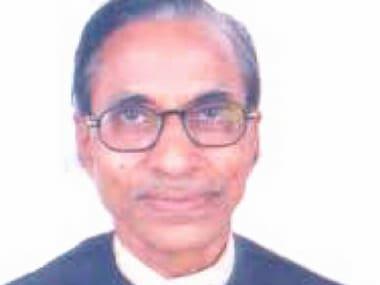 Mghalaya governor Ganga Prasad.  News18