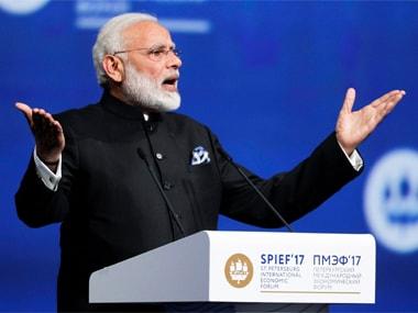 Prime Minister Narendra Modi. AP.