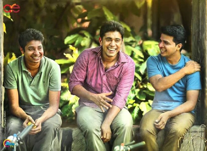 One of Premam's posters. Image from Facebook