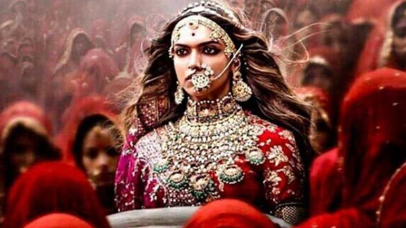 Deepika Padukone in and as Padmavati. FIle image.