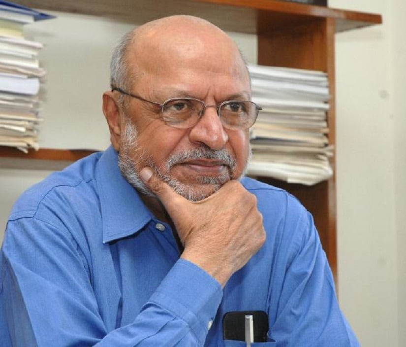 Shyam Benegal. Image from Facebook/Travel Trends.