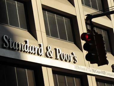 S&P is global rating agency.