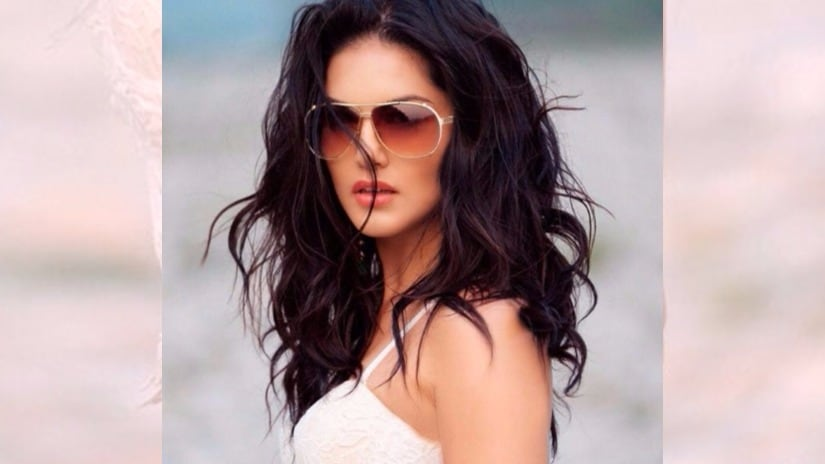 Sunny Leone. Photo courtesy Facebook/@sunnyleone