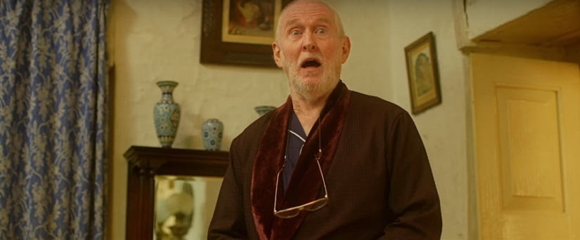 Tom Alter in a still from The Black Cat. YouTube