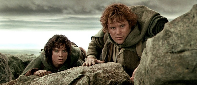 A still from The Lord of the Rings. Image from Facebook/@lordoftheringstrilogy