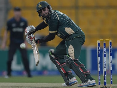 Pakistan batsman Nasir Jamshed handed one year ban after failing to cooperate with PCB's corruption probe