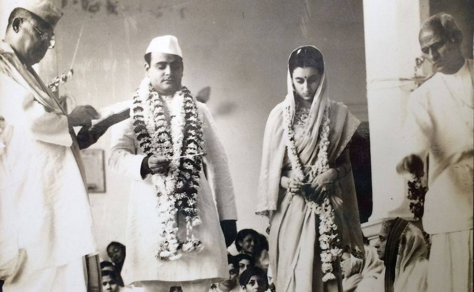 A Life Of Courage Exhibition Features Glimpses Of Indira Gandhis