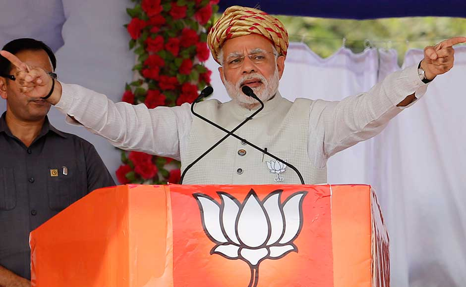 Congress associated with evils of casteism, communalism: PM Narendra Modi in Rajkot