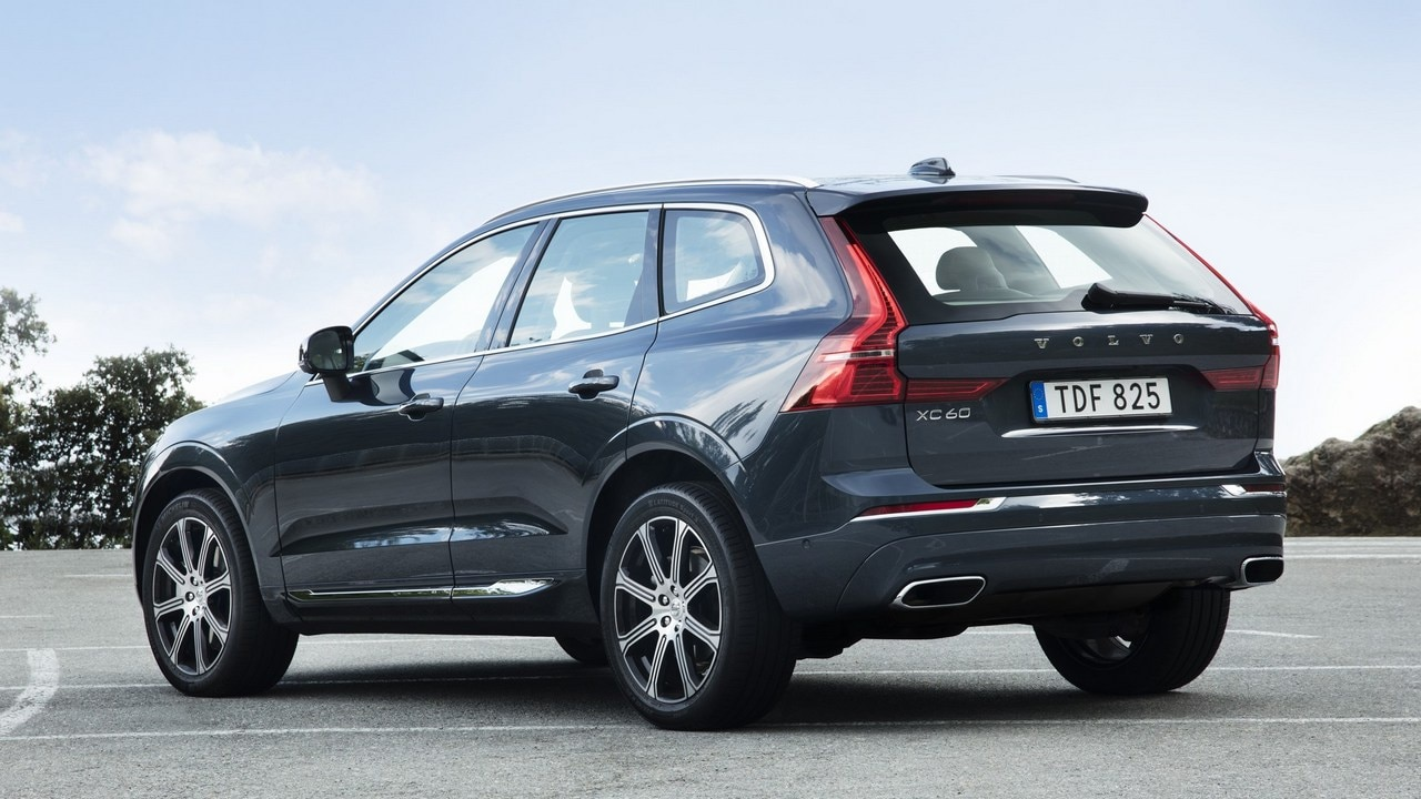 The headlight assembly is studded with adaptive LED headlamps and the rear is typical Volvo with the familiar design of the taillights. Image: Volvo