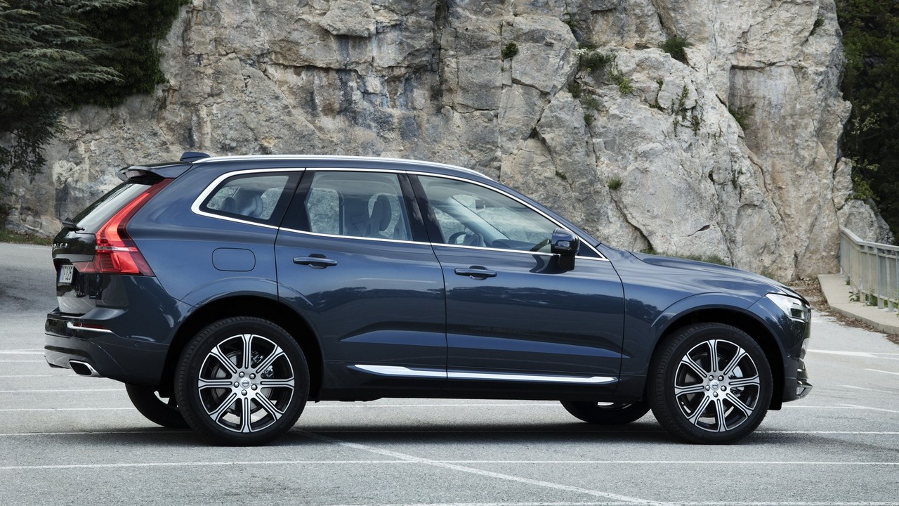 The City Safety package, which uses most of these systems in its application, had debuted in India on the previous generation XC60. Image: Volvo