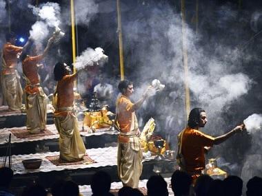 Varanasi. Representational image. AFP