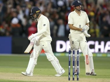 Ashes 2017: England's Alastair Cook, James Anderson and Stuart Broad need to stand up to avoid defeat at WACA farewell