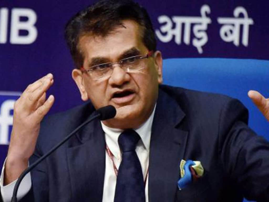 India is now the number one country in the world in mobile data consumption, tweets NITI Aayog CEO, Amitabh Kant