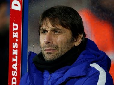 Chelsea's Antonio Conte is keen to add to his squad in January. Reuters