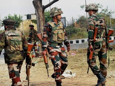 Security forces foil infiltration bid, kill five Jaish-e-Mohammad terrorists in Jammu and Kashmir's Uri sector