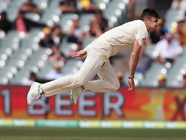 Ashes 2017: England's James Anderson likely to be less damaging in Perth Test, says Cameron Bancroft