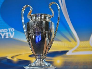 Champions League is the most exciting club competition in football. Twitter/@ChampionsLeague
