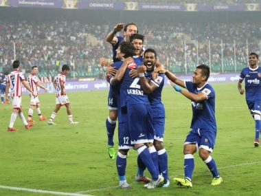 Highlights ISL 2017-18, Chennayin vs FC Pune City: Late strike from Gregory Nelson wins it for hosts