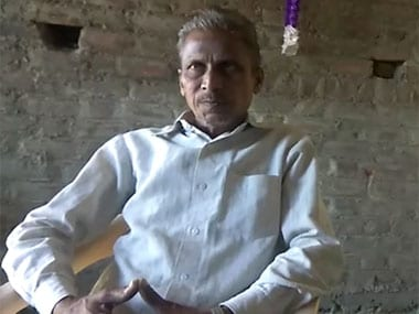 Dharampal Jarunde narrates his ordeal that he has faced with the Maharashtra farm loan waiver scheme. Neerad Pandharipande/Firstpost