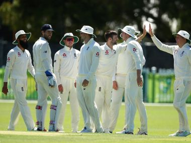 Ashes 2017: England draw two-day tour game with Cricket Australia XI ahead of Perth Test