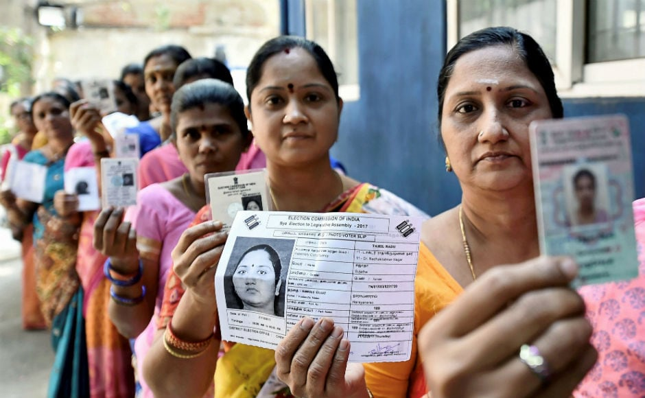 Voting in RK Nagar bypoll concludes amid tight security, 77 percent turnout recorded
