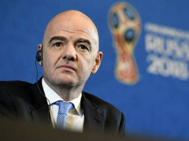 FIFA to take call on official endorsement of VAR next month, says Gianni Infantino
