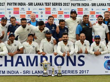 Year in Review 2017: Virat Kohli's India continue domination at home; Mithali Raj-led women's side usher in new era
